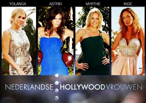 Yolanda Foster in Dutch Hollywood Women