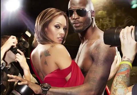 Evelyn Lozada and Chad Ochocinco in 'Ev and Ocho'
