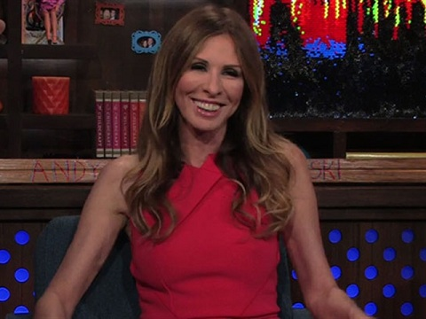Carole Radziwill on 'Watch What Happens Live'