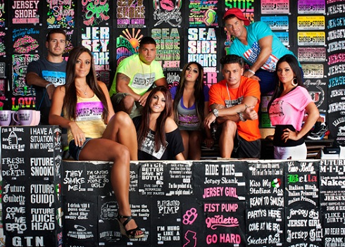 'Jersey Shore' season 6 cast photo