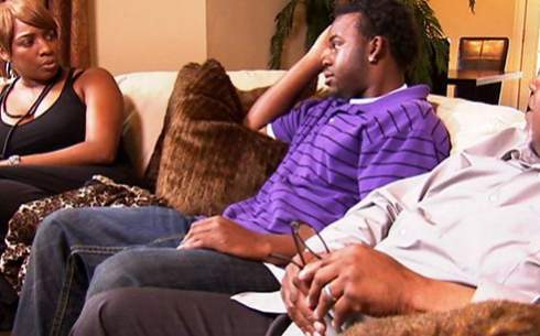 NeNe Leakes and her son Bryson Bryant on 'Real Housewives of Atlanta'