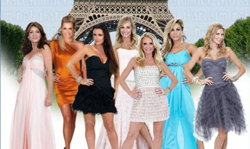 Real Housewives of Beverly Hills Season 3 cast photo