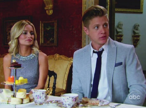 Emily Maynard and Jef Holm on 'The Bachelorette'