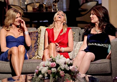 Camille Grammer on the 'Real Housewives of Beverly Hills' reunion