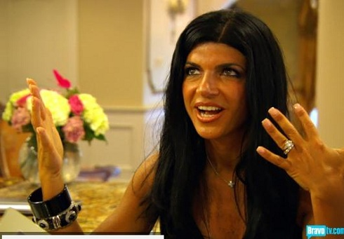 Teresa Giudice on 'Real Housewives of New Jersey'