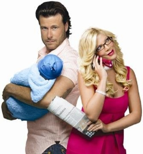 Tori Spelling and Dean McDermott have baby boy