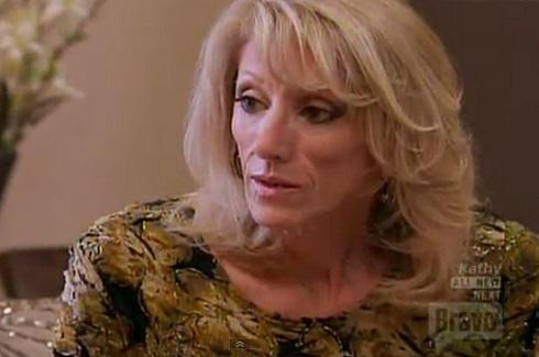 """Kim Zolciak's mother Karen Zolciak on """"Don't Be Tardy For The Wedding"""""""