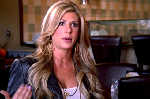 Alexis Bellino's confrontation with Tamra Barney