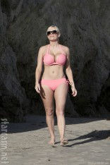 BHN Ariane Bellamar pink bikini