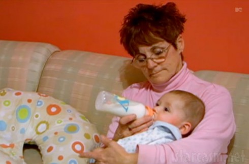 Teen Mom 2 Barbara Evans and Jace