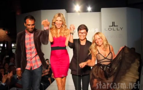 Brandi Glanville launching her own fashion line called Brand B