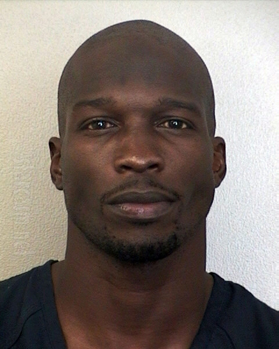 Mug Shot Ocho Cinco