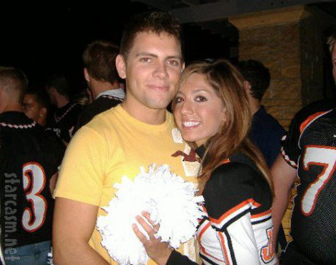 Farrah Abraham and Derek Underwood in high school