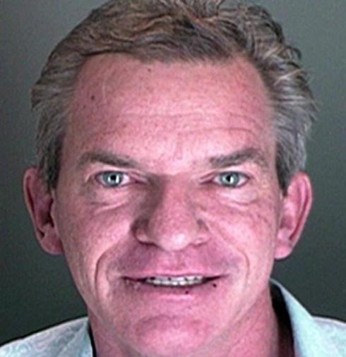 Mugshot of Crocs founder