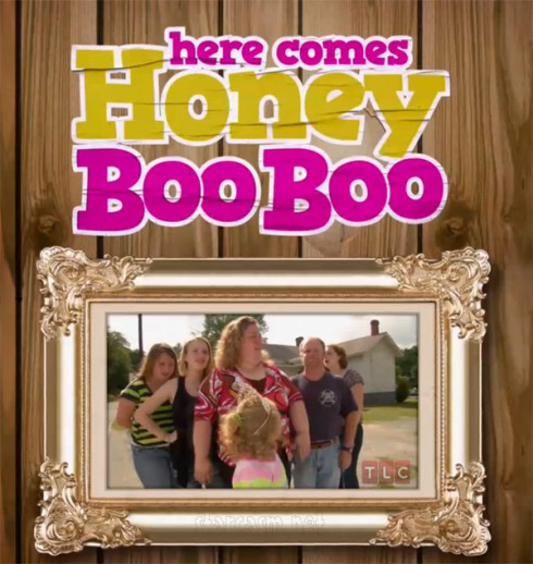 TLC reality show Here Comes Honey Boo family photo
