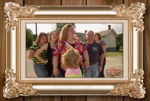 TLC Here Comes Honey Boo Boo family photo