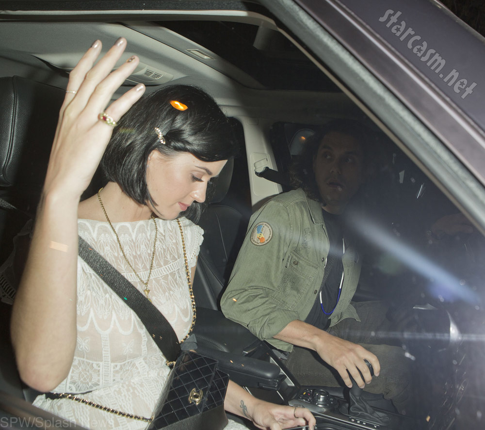 John Mayer dinner date with Katy Perry
