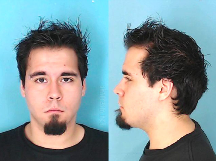 Man arrested for K-Y Jelly sex in Walmart mug shot