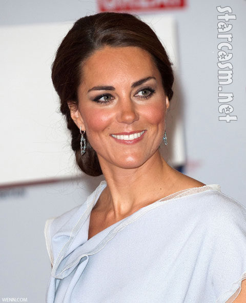 Why is Kate MIddleton not a princes, but a duchess
