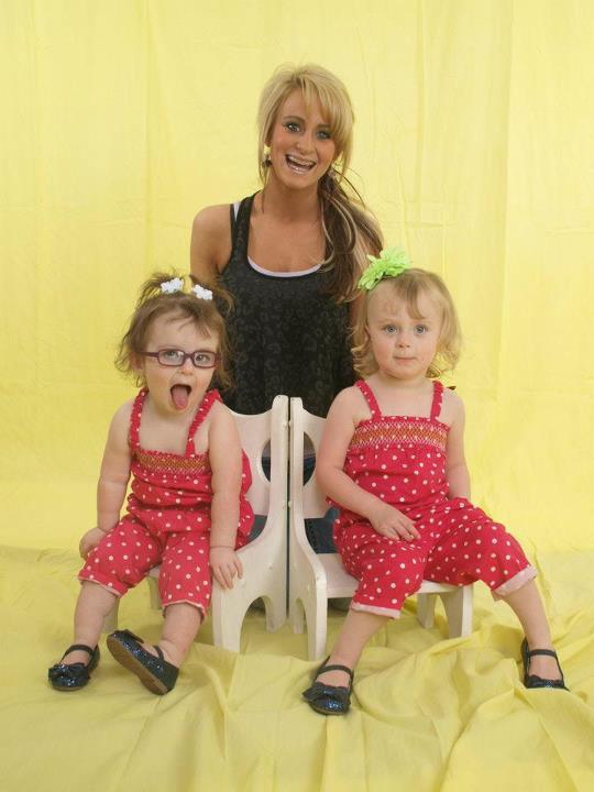 Teen Mom Leah Messer's Daughters