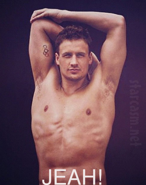 Ryan Lochte JEAH!