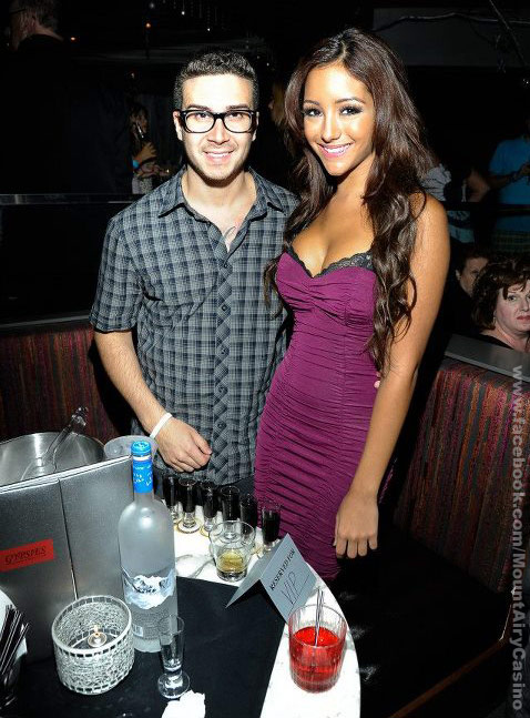 Are Melanie Iglesias and Vinny Guadagnino dating?