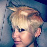 Miley Cyrus Short hair 2