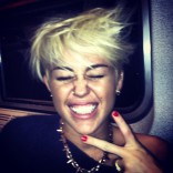 Miley Cyrus short hair 3