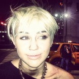 Miley Cyrus short hair 4