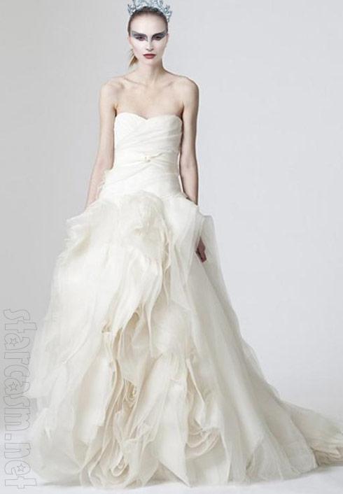 Cynthia Bailey Wedding Dress 39 Amazing Natalie Portman Black Swan