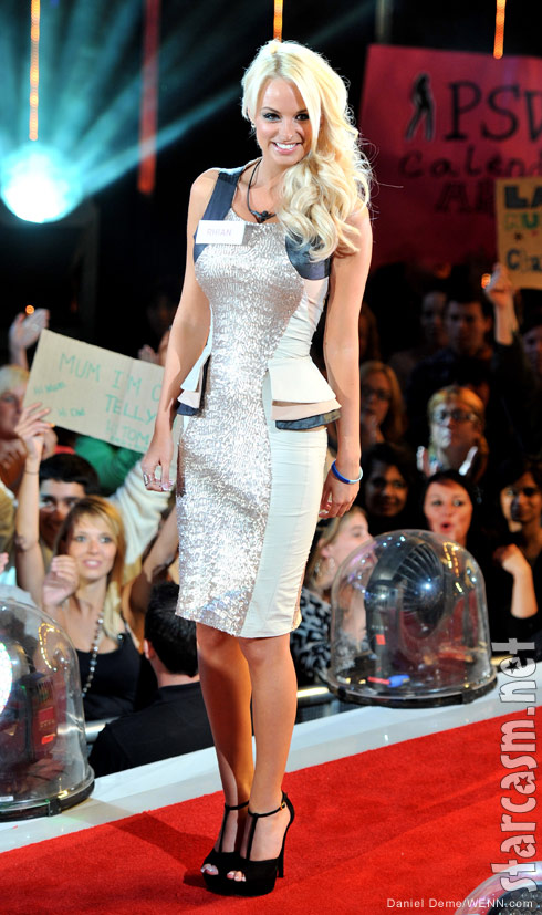 Rhian Sugden revealed as cast member of Celebrity Big Brother 2012