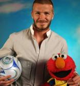 Sesame Street Season 43 David Beckham