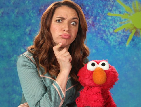 Sesame Street Season 43 Maya Rudolph and Elmo