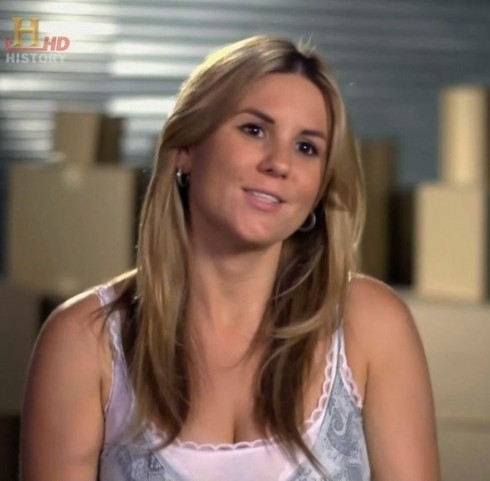 Brandi Passante Storage Wars