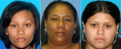 Tiana Harris lisa Parker estefania myers toddler fight club arrest