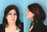 Tina Gianakon K-Y Jelly sex in Walmart mugshot