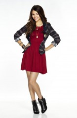 Victorious star Victoria Justice who plays Tori