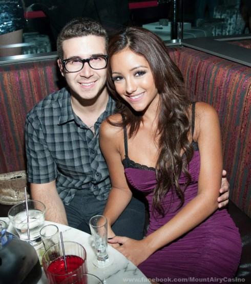 Are Vinny Guadagnino and Melanie Iglesias dating?