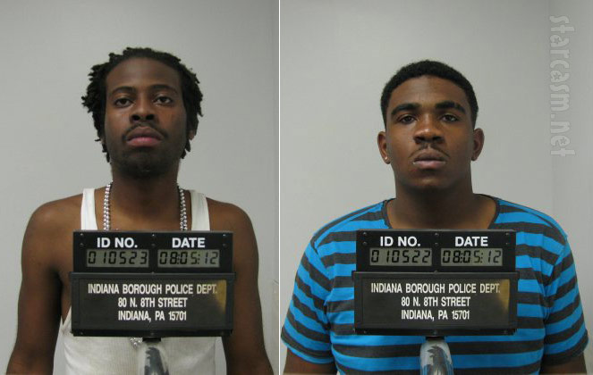 Randall Smith Artie Goodwine mugshots