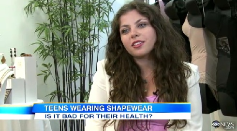 Ally Zarin talks shapewear
