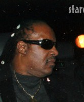 Steve Wonder divorce his wife?