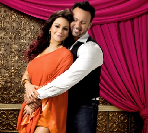 Newly engaged JWoww and Roger Matthews