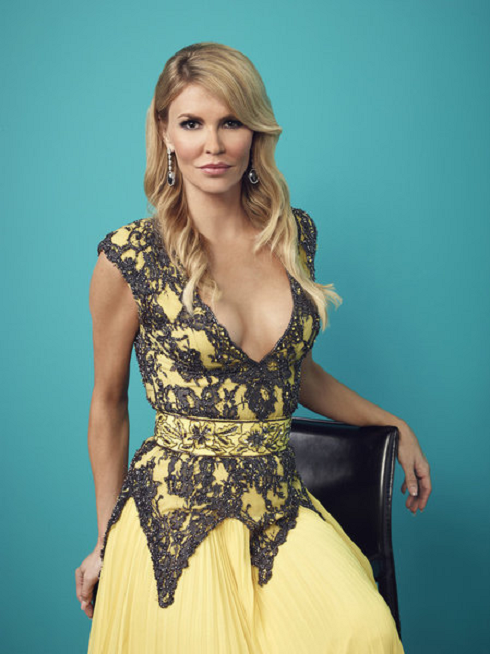 Brandi Glanville season 3 Real Housewives of Beverly Hills cast photo