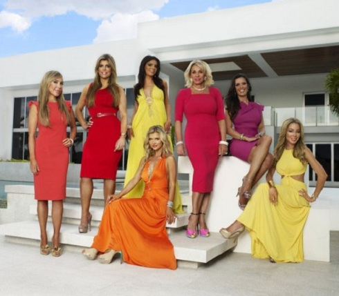 'Real Housewives of Miami' season 2 cast photo