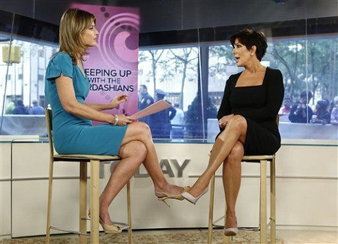 Kris Jenner's 'Today Show' interview on 9/11