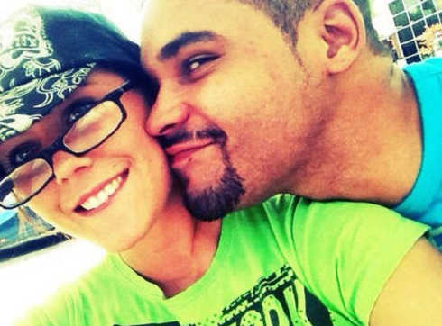 'Teen Mom 2' couple Jenelle Evans and Kieffer Delp