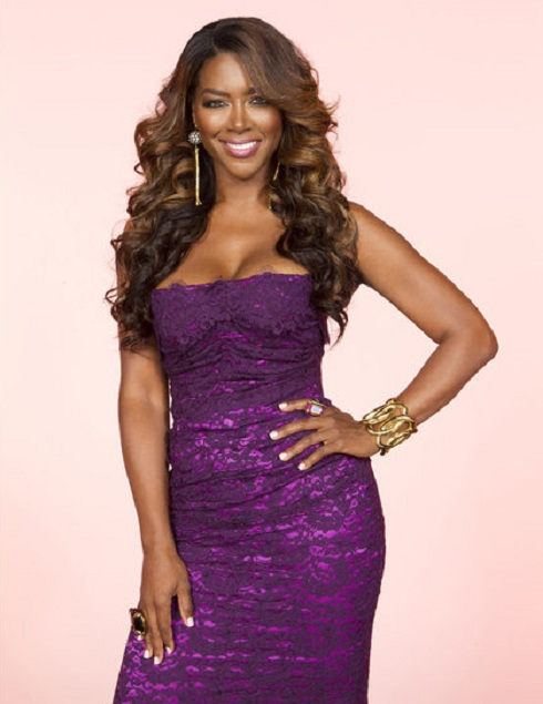 Kenya Moore 'Real Housewives of Atlanta' cast photo