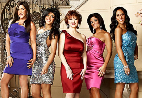 Real Housewives of New Jersey cast photo
