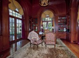 Office in Adrienne Maloof and Dr. Paul Nassif's Beverly Hills home