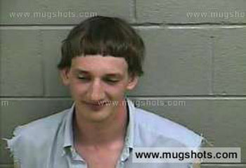 Breaking Amish Abe's brother Andrew Schmucker mug shot photo from public intoxication arrest